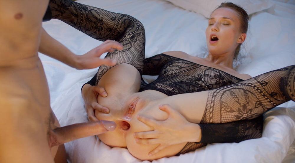 Wife anal xxx