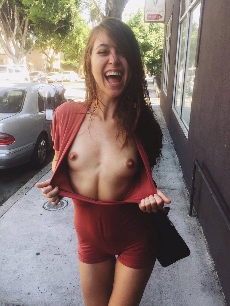 Webcam boobs toying