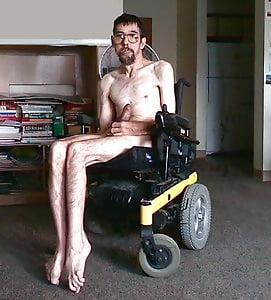Handicapped boys sex