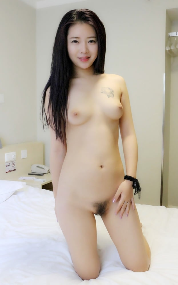 Busty nude asian models