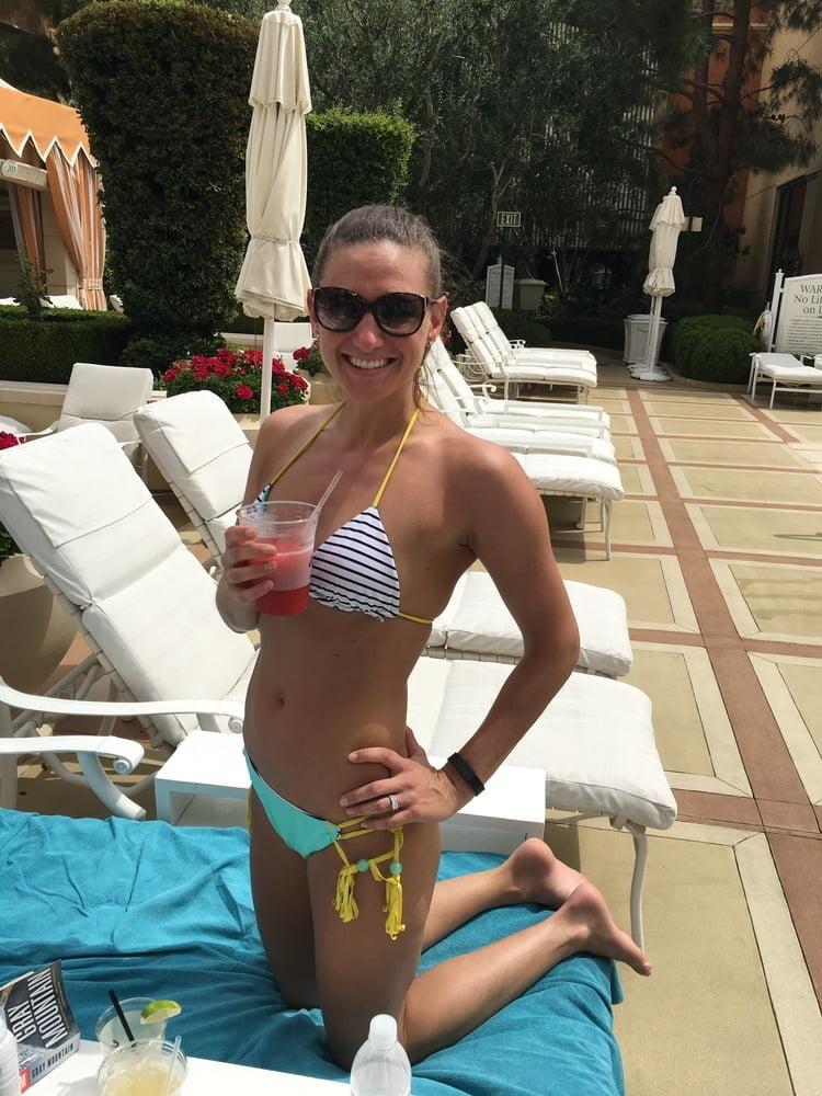 Exposed - Cheating Brunette Christine