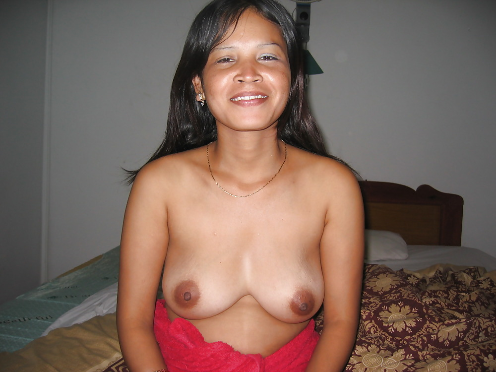 Cambodian woman naked