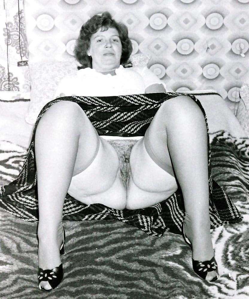 Порно фото винтаж в панталонах — 11