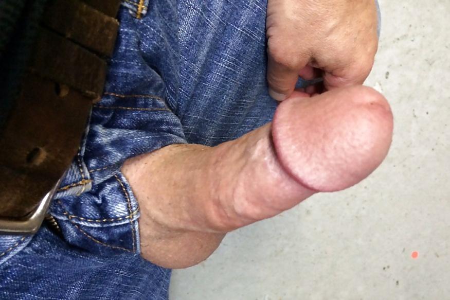 Mums young hard penis in pants fat men