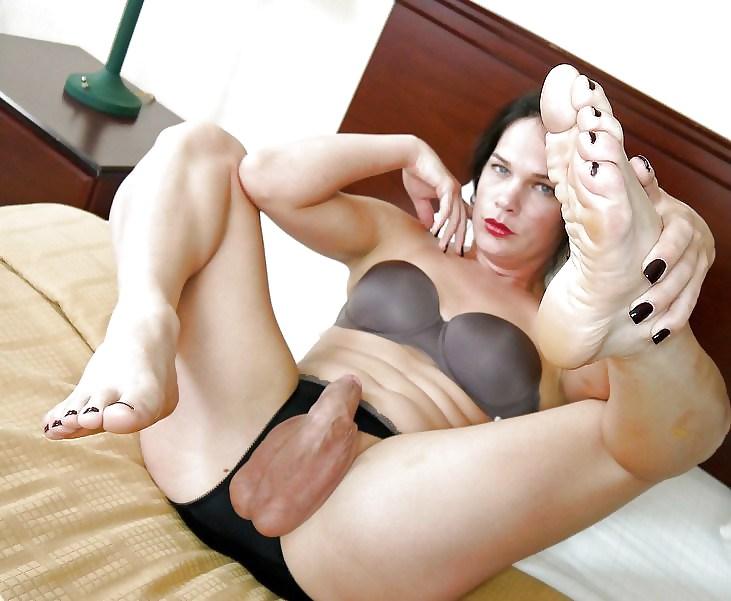 Shemale Feet Pics