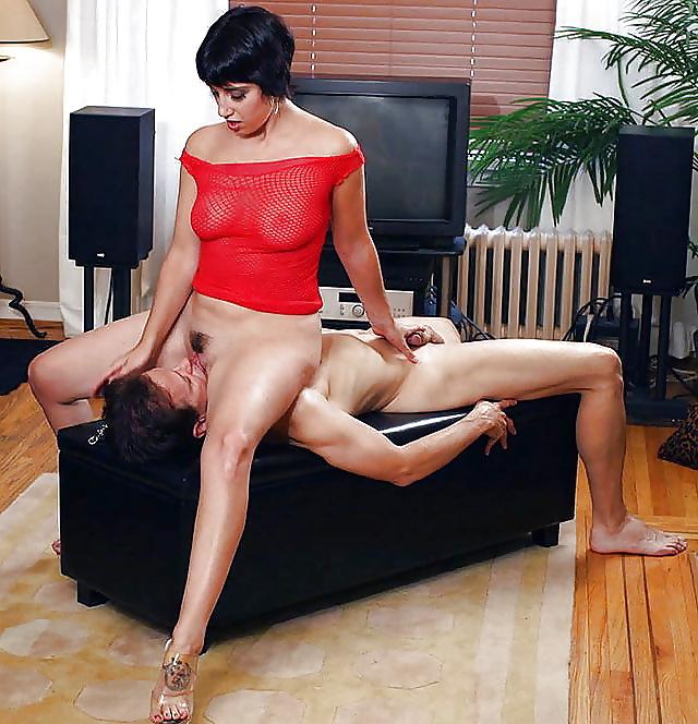 Nude milf femdom