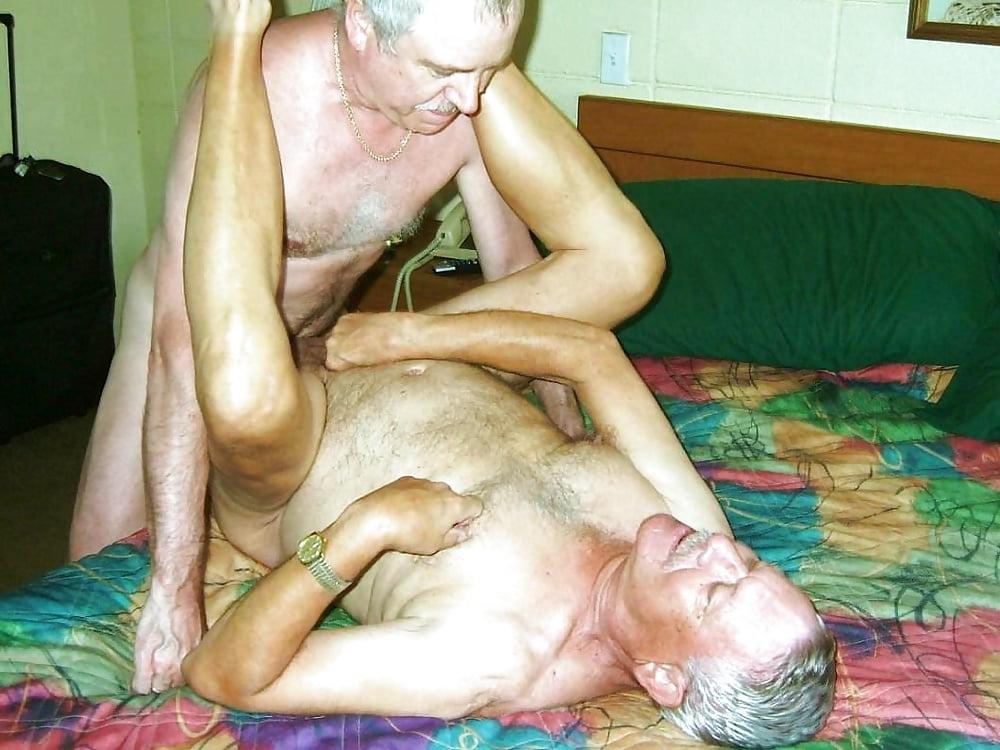 Granny has sex with grandpa