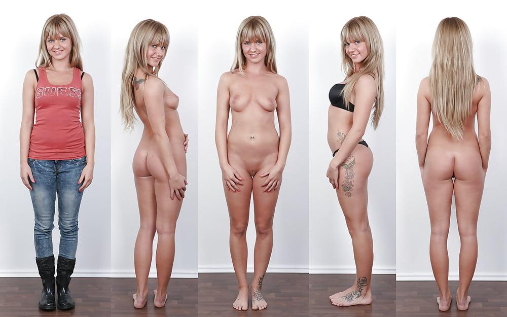 Women undress surprise naked love online