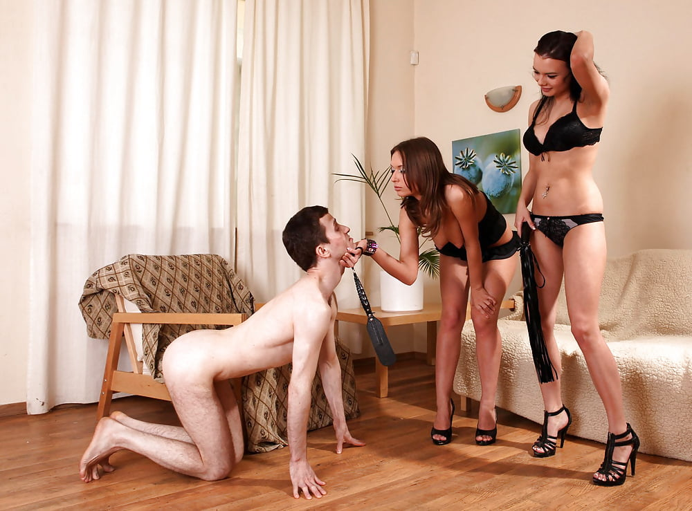Teen Mistress And Her Dog Slave