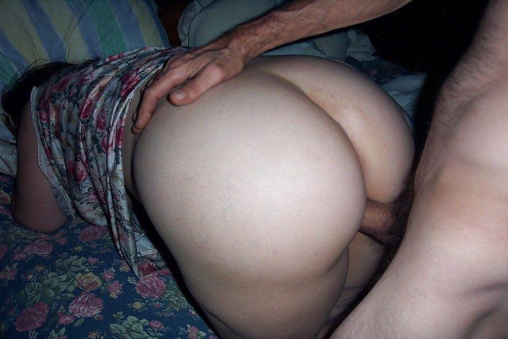 Видео большая задница моей жены