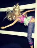 Bend over Barbie