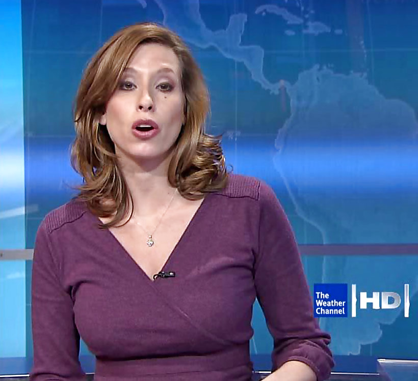 Nicole mitchell left weather channel