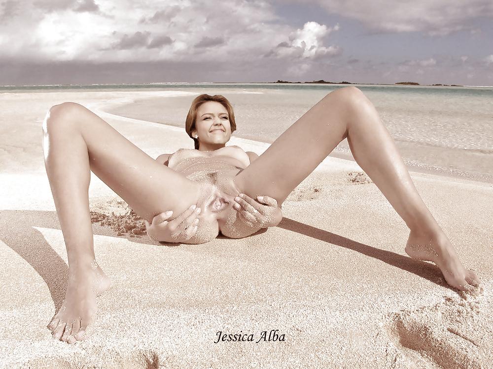 Jessica alba leaked nudes