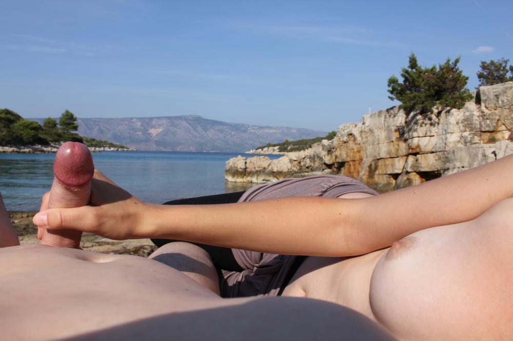 Naked beach sex-9633