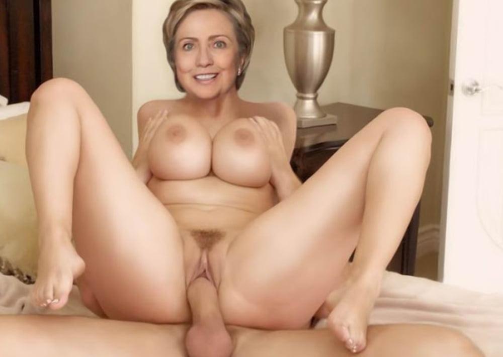 Hillary In Esquire