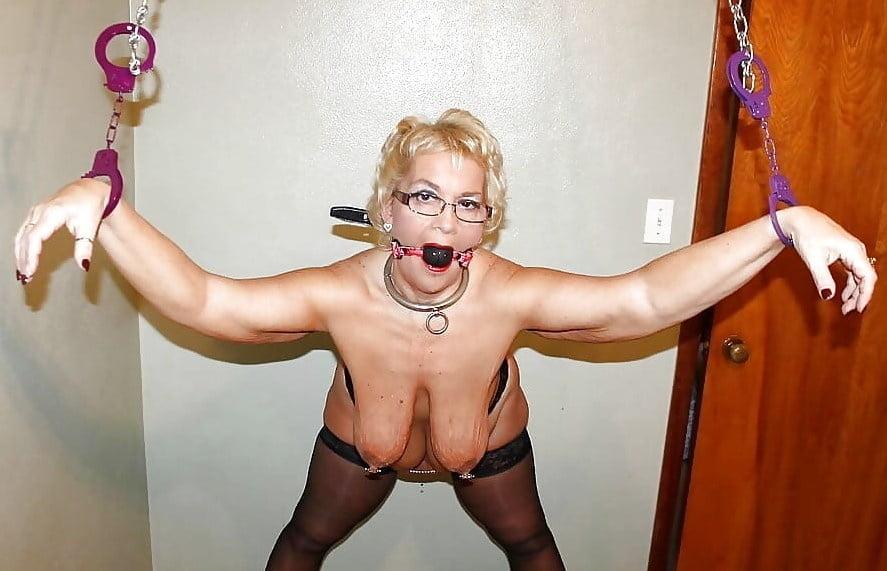 Busty Granny Enjoying Hardcore Bondage Sex Tnaflix Porn Pics