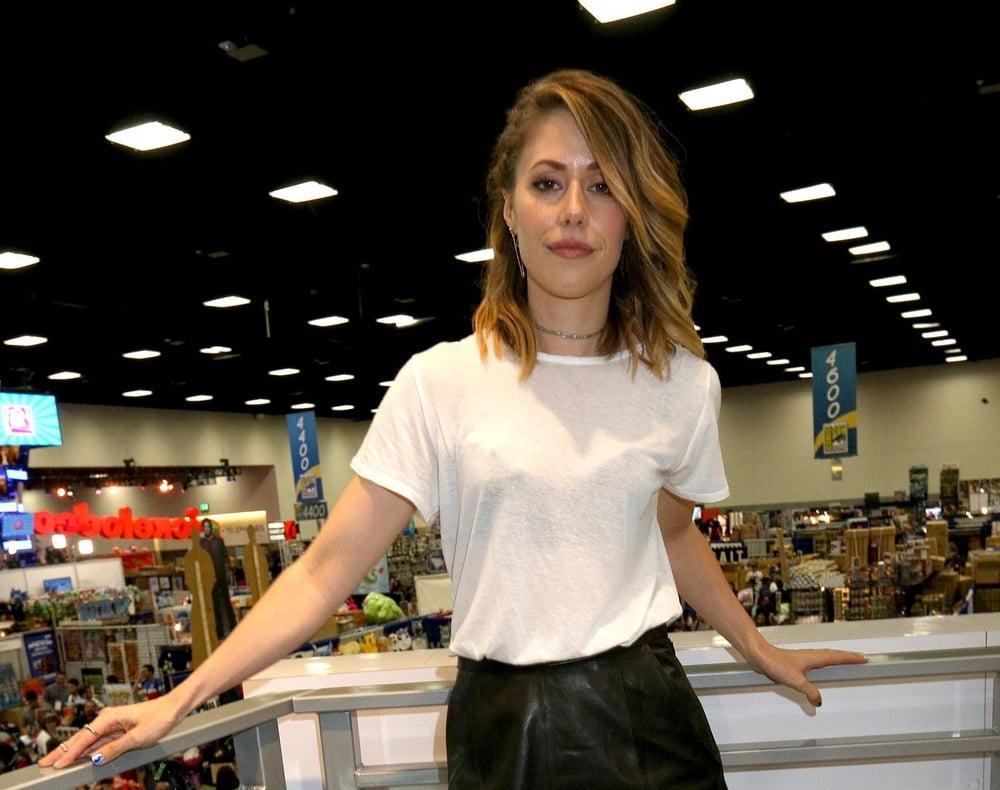 Amanda crew cute woman