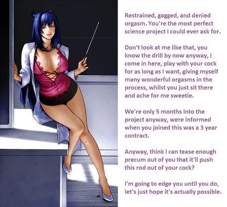 hentai orgasm denial captions