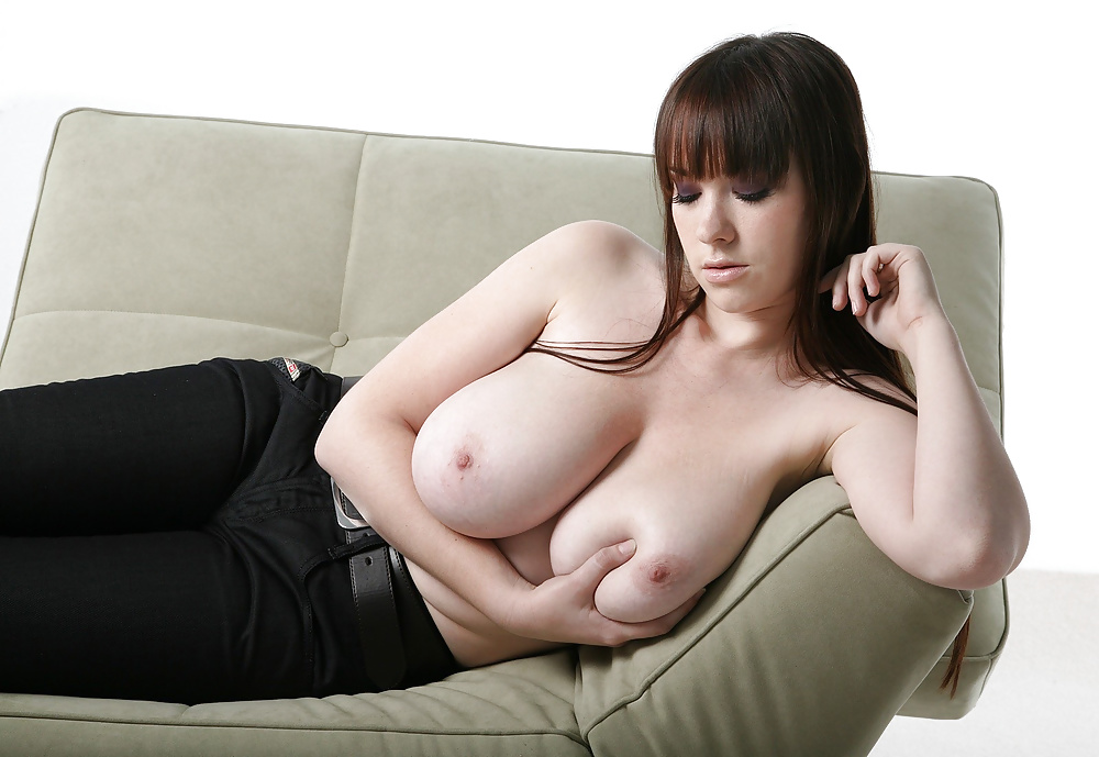 Big Boob Lexi Luxury Hopes That Stroking Cock Will Cure Her Of Her Hiccups