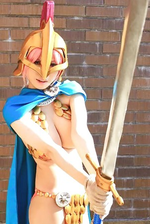 Nackt one piece cosplay Naruto COSPLAY