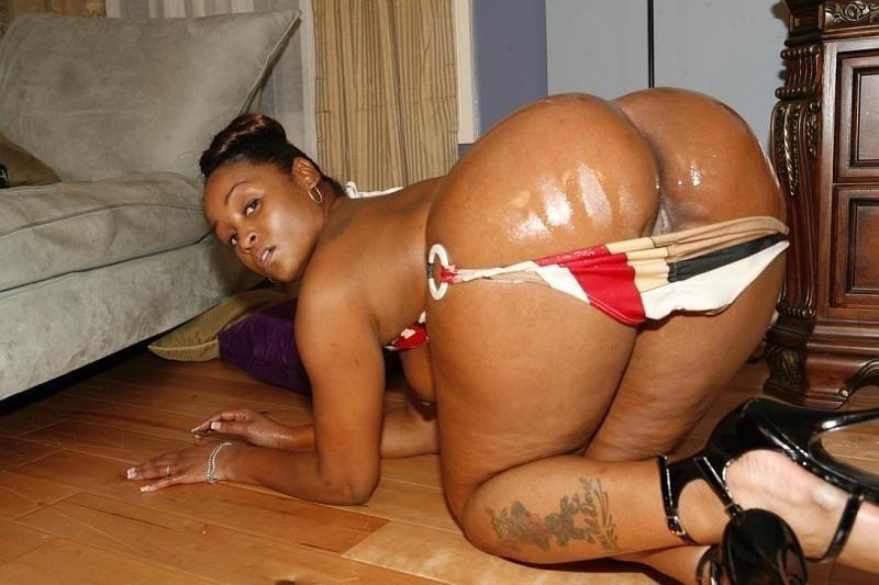 Ebony bbw asses — pic 6