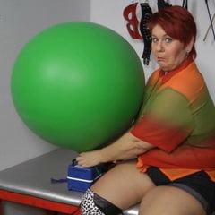 Mega Balloon Blow Up