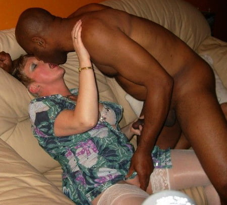 Wife with black men