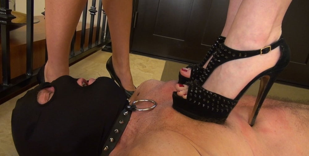 Female domination trample free video clips, mmf video free