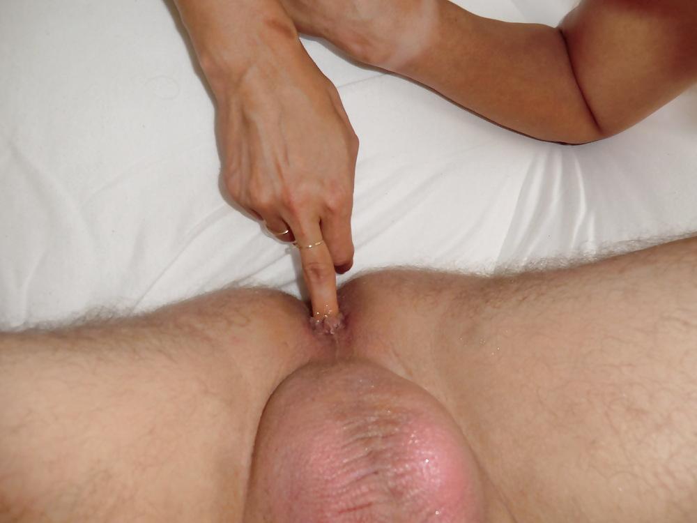 prostate fingering