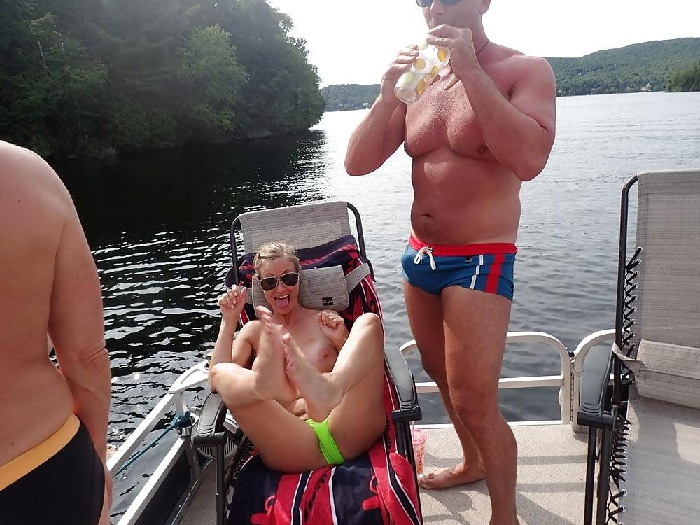 Swinger boat parties