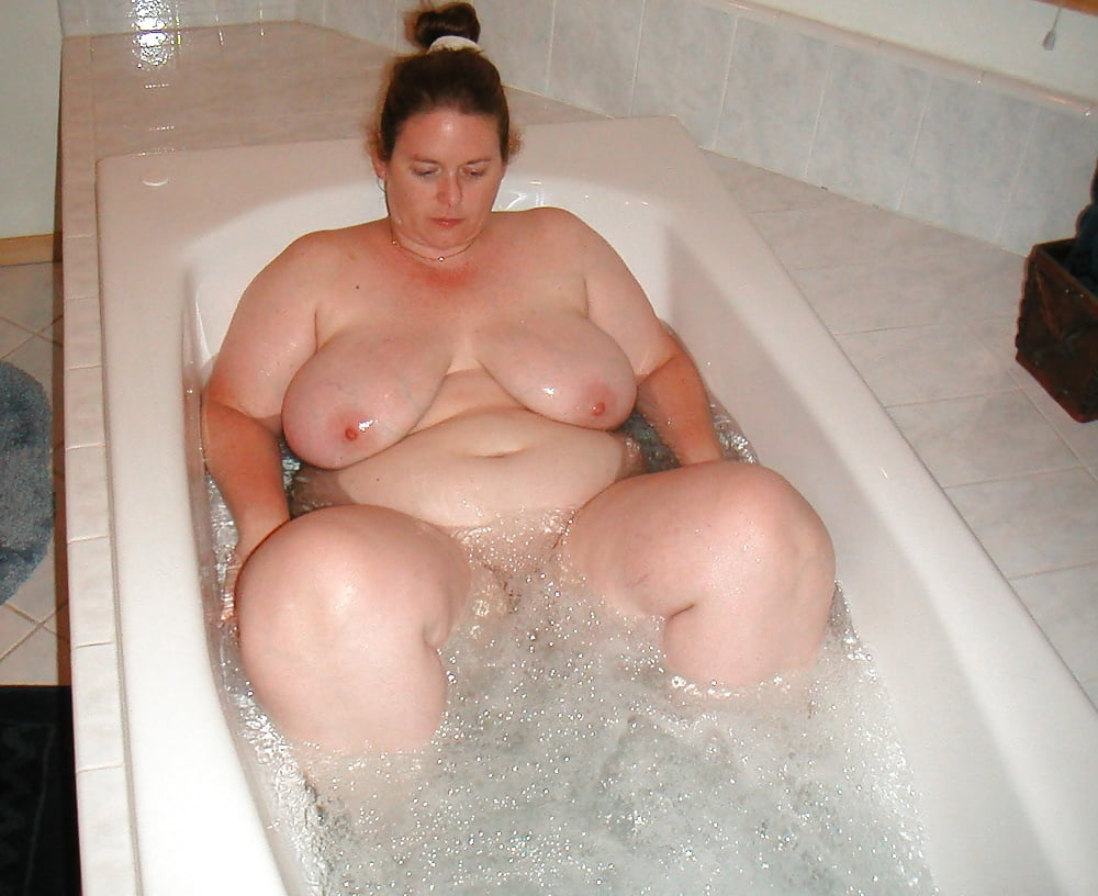 Amateur Mature Bbw In The Bath - 25 Pics - Xhamstercom-1400