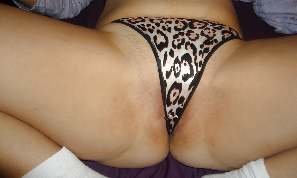 Pictures of my wife panties