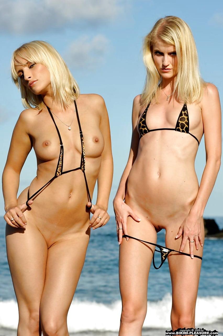 Fantasy bikini pussy threesome indonesian