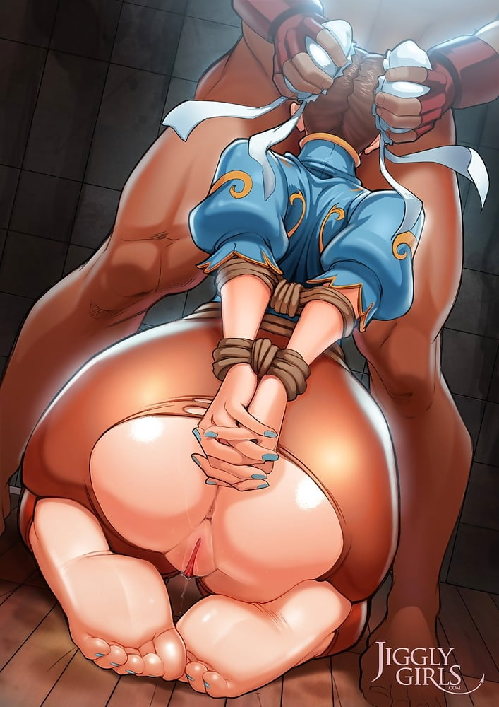 Chun li hentai games