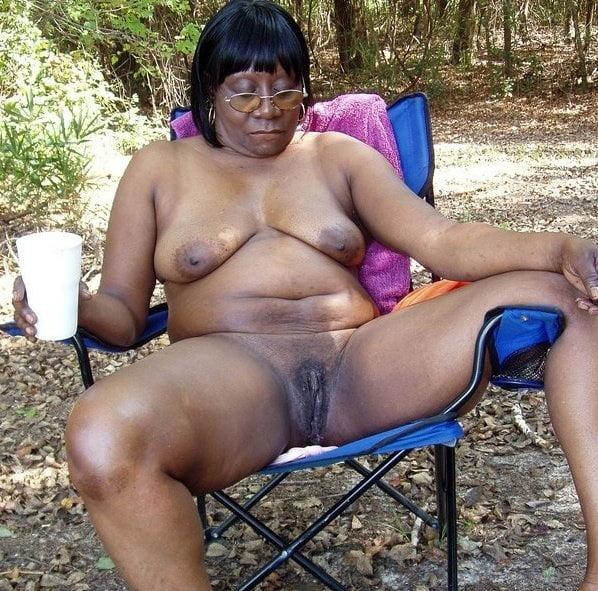 Black granny porn