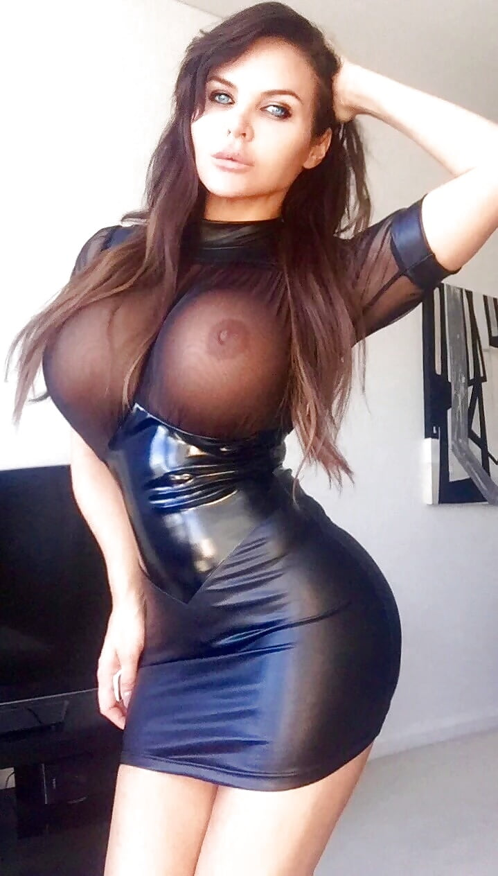 Big Boobs In Tight Clothes