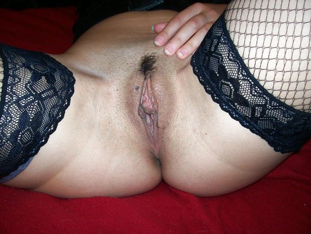 Nice amateur puffy pussy