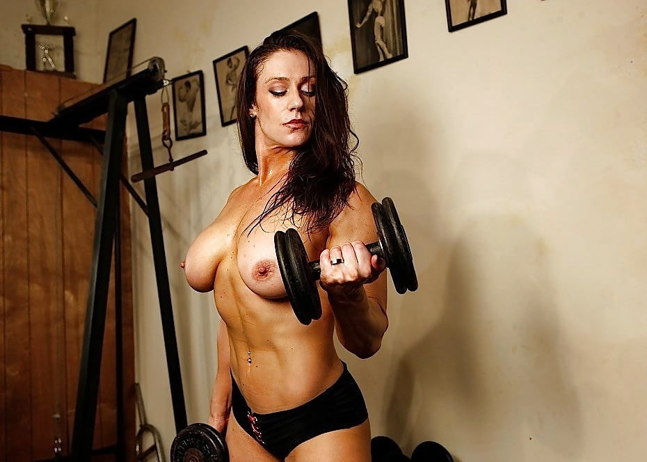 Girls real workout nude