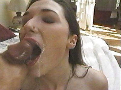 Horny wife fucked hard by two guys-9217