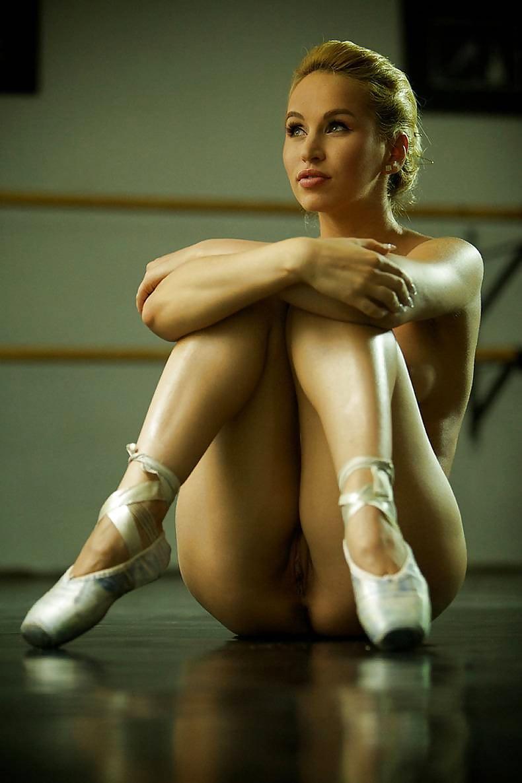 Hot naked ballerinas — 7