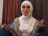 Three shy muslim girls - Hijab Sharamet