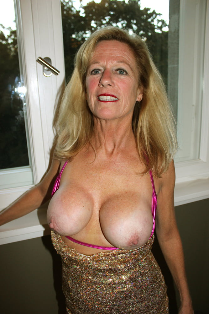 amateur granny and young