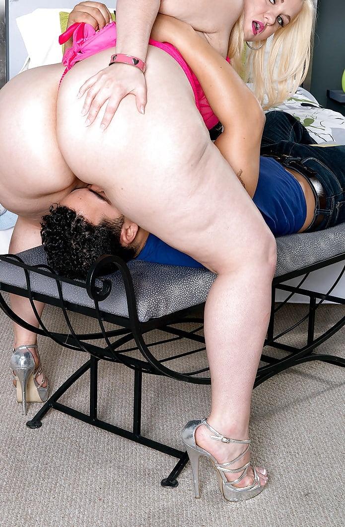 Доминирующий секс женщин с огромными попами #4