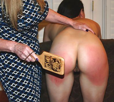 spank story Paddle