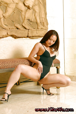 kiko wu leopard couch