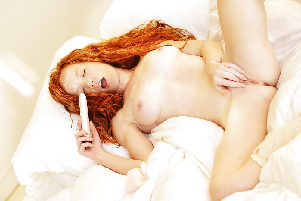 Two Hot Redhead Masturbating
