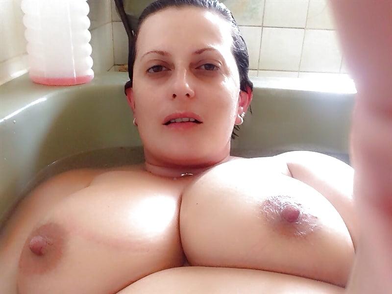 Mature huge tits anal