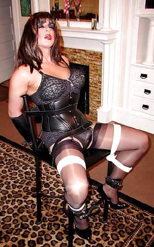 photos Sissy bondage