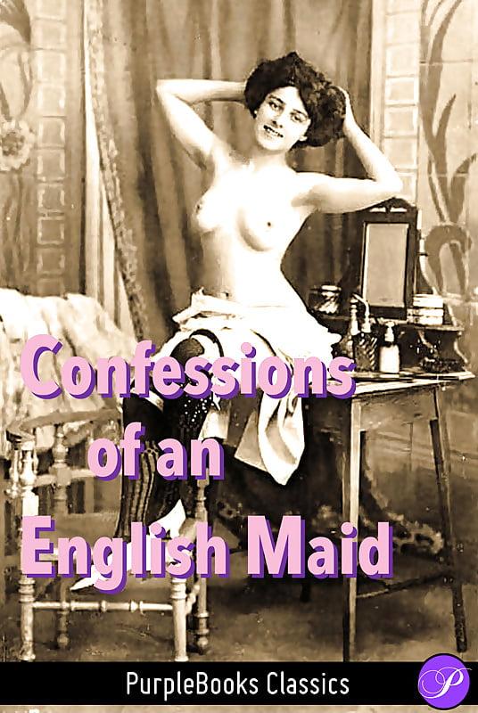 erotic books Vintage