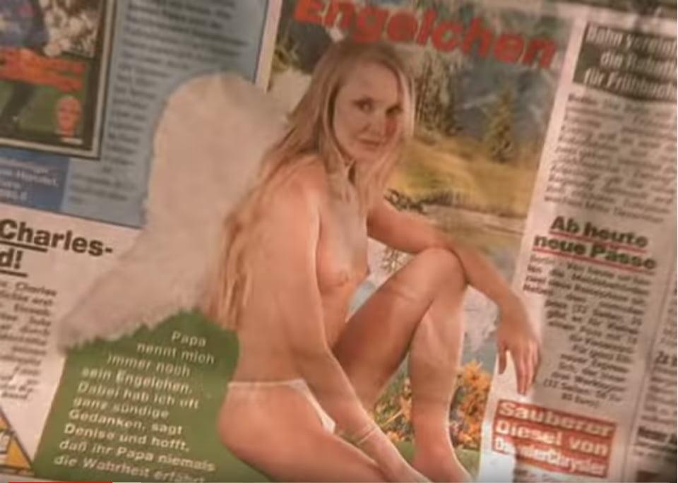 Janine reinhardt nackt